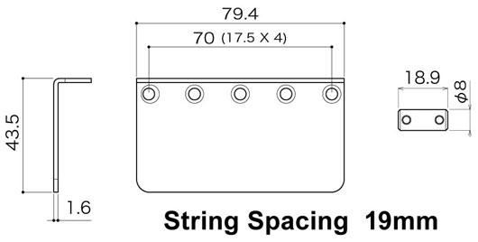VTB-4寸法図