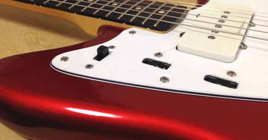 HSHレイアウトギタースイッチング