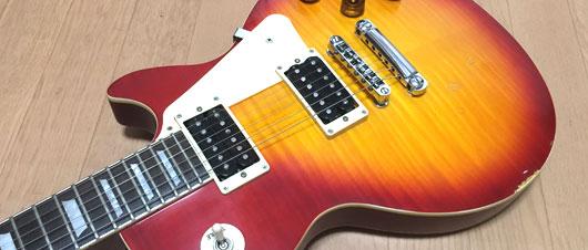 LPタイプギター